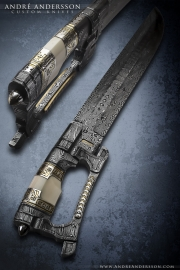 Sci-Fi Knife from 2009