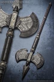 Lofar - Two handed battle axe