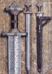 Vendel sword