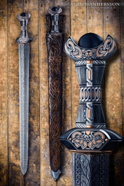 Norse shortsword