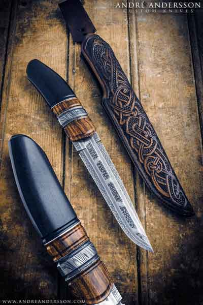 My latest knife