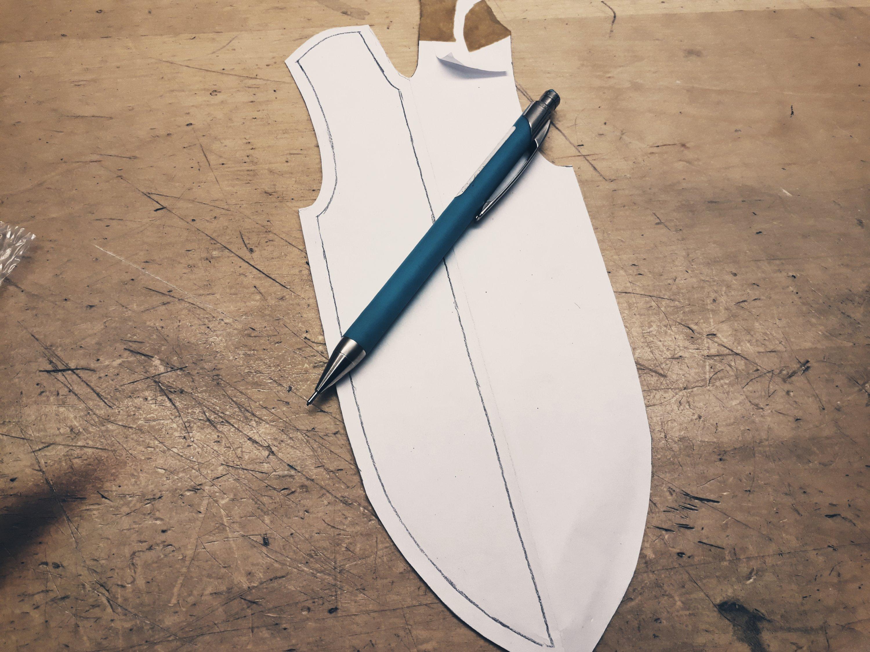 Designing a sheath pattern