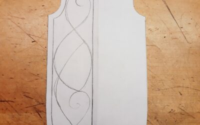 Sheath pattern design