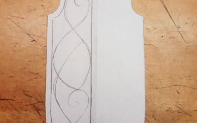 Sheath pattern design