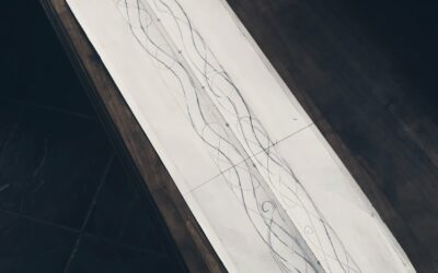 Designing sword sheath